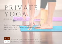 Private Yoga