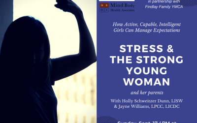 Stress and the Strong Young Women