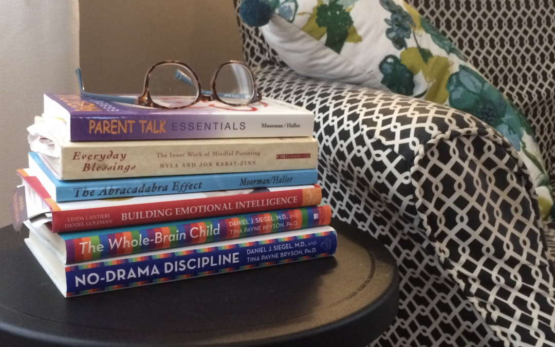 Mindful Parenting Reading List