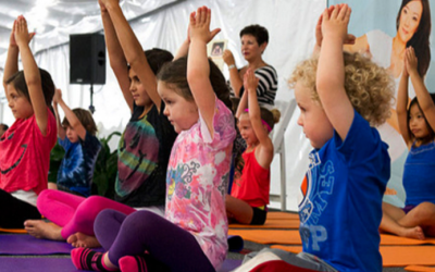 What yoga pose will make this kid listen?